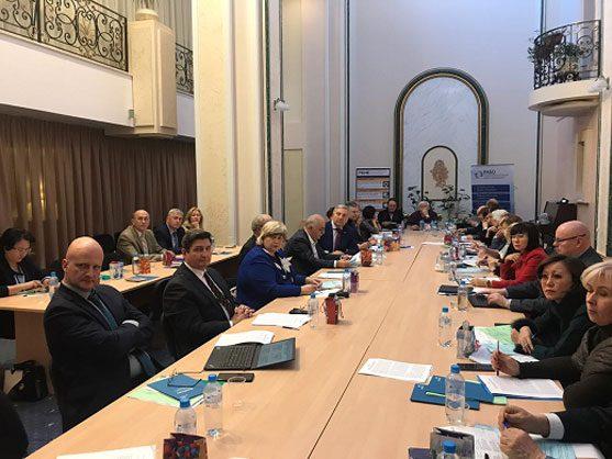 Итоговое заседание Совета РАБО